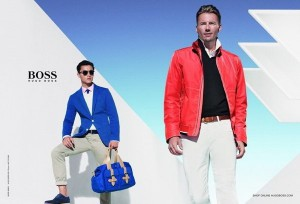 Boss by Hugo Boss Primavera-Verano 2014
