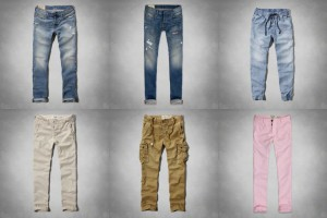 pantalones Abercrombie&Fitch