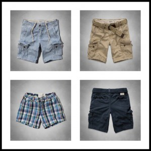 shorts hombre Abercrombie&Fitch