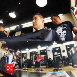 The Moustache Barber Shop and Shave Parlor