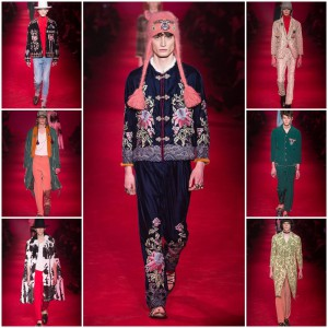 Gucci Milán Fashion Week