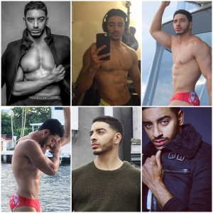 Laith Ashley, el primer modelo Trans TT