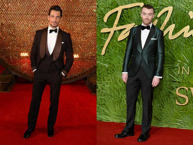 British Fashion Awards 2017, los hombres triunfan