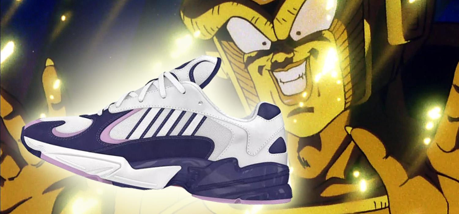 zapatillas de dragon ball z adidas