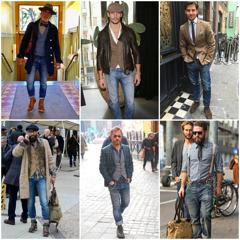 Casual Men's Fashion that will get you out of more than one haste
